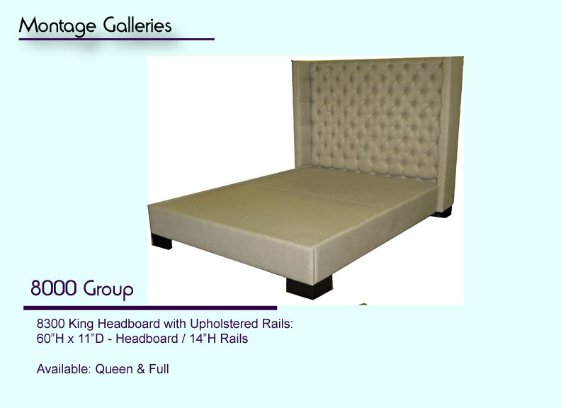 Custom Amp Handcrafted Commercial Residential Upholstered
